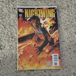 Nightwing 128 comic book